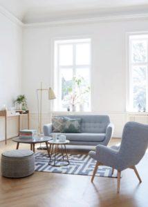 Kold tid og nye møbler med love2live.dk