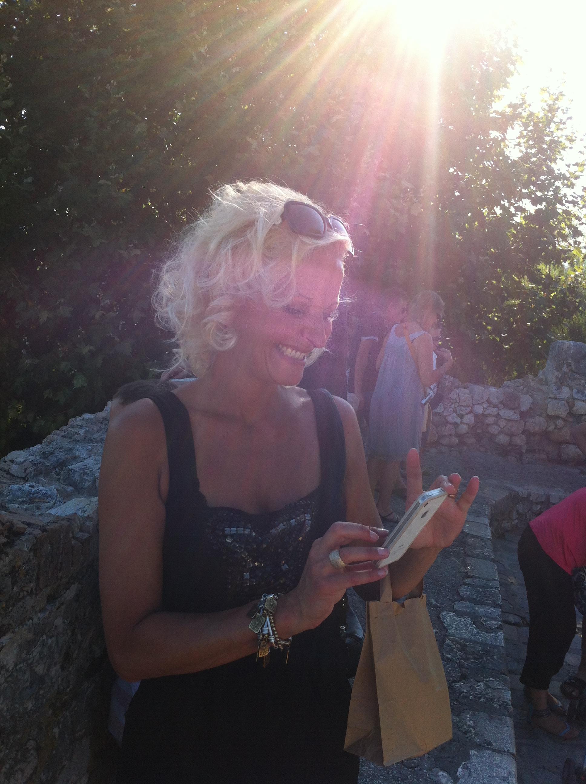 Sommer glød og sommerhud med love2live - livsstil og skønhed - Kristina Sindberg