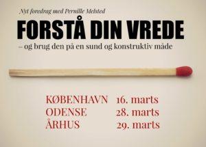Vredesforedrag - Pernille Melsted - love2live