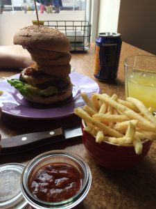 Burger Anarchy