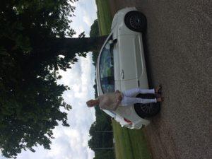 En lille bil - Fiat 500 - love2live.dk