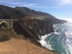 Californien - Big Sur - love2live