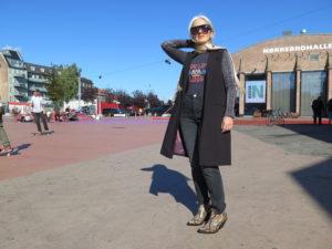 Fashionista & Beauty bloggerlove2live.dk - Kristina Sindberg og myblackbike - Renata Kristensen