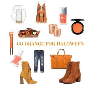 Go Orange Go Halloween med love2live.dk