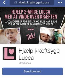 Hjælp Lucca - love2live