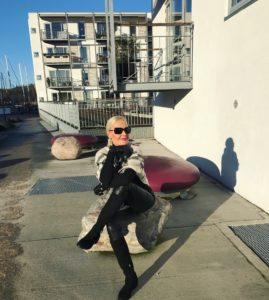 Ud Med Badevægten - Kristina Sindberg - livsstil - Love2live