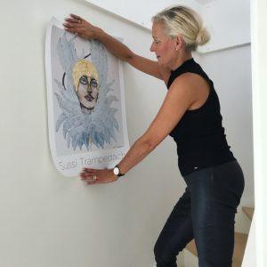 Kunst - Galleri Nijenkamp - Sussi Trampedach - Kristina Sindberg - Livsstil - blog - love2live
