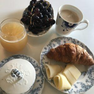 Morgenstunder - husk at sig godmorgen - love2live - kristina Sindberg