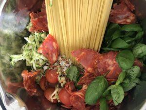 One Pot - Nem aftensmad - Opskrift - pasta - Valdemarsro - love2live