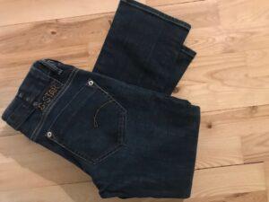 18. G-Star jeans - str 26 L 32 - Kr. 250,-