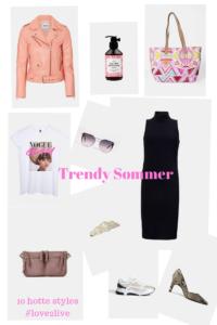 Trendy Sommer - Love2live - 10 styles - Kristina Sindberg