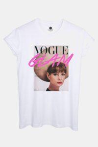 SS19 - love2live - kristina sindberg - Doctor Fake - Glam t-shirt i hvid