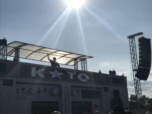 KATO - Dans dig glad - grøn koncert - personlig udvikling - Kristina Sindberg - Love2Live - Fynske Influencers - Fyn - Danmark