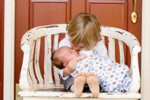 Børnebørn - Love2Live - personlig udvikling - livsstilsblog