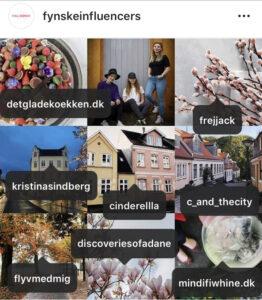 Top 3 På Instagram - Kristina Sindberg - Blogger - Influencer - Love2Live - Fynske Influencers - Fyn - Odense - Danmark - Visit Fyn