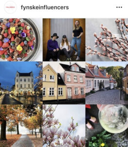 Instagram - Kristina Sindberg - Blogger - Influencer - Love2Live - Fynske Influencers - Fyn - Odense - Danmark - Visit Fyn