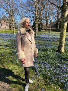 Forårsfornemmelser -glæde i livet - love2live - livsstilsblog - Kristina Sindberg - Influencer