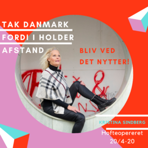 Danmark - hold afstand - Livsstilsblogger - Kristina Sindberg - love2live