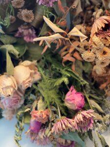 Bloggerblomster - blomster - tørrede blomster - evighedsbuket - livsstil - interiør - Fynske Influencers - kristina sindberg - bloggerliv - love2live