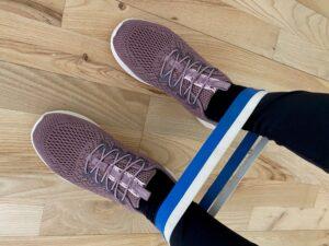 Træningstøj - genoptræning - hofteoperation - love2live - blog - Kristina Sindberg