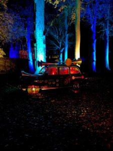Egeskov Slot - Kristina Sindberg - Love2live - blog - Fyn - London - Taxi - musik