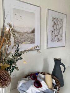 Poster Store - strand plakater - Love2Live - badehotel stil - Kristina Sindberg - bolig inspiration